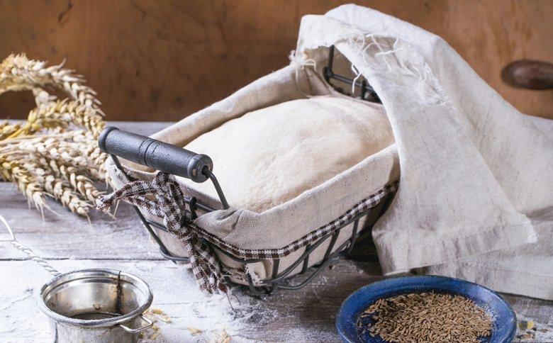 Klingt zwar etwas seltsam, aber Brotbacken kann entspannend wirken.
