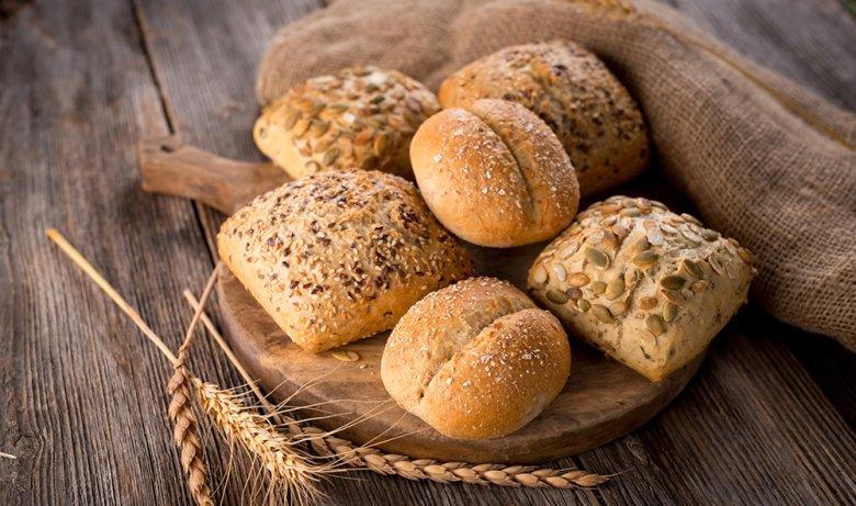 Die Auswahl an verschiedenen Brot- und Gebäcksorten in Deutschland ist enorm.