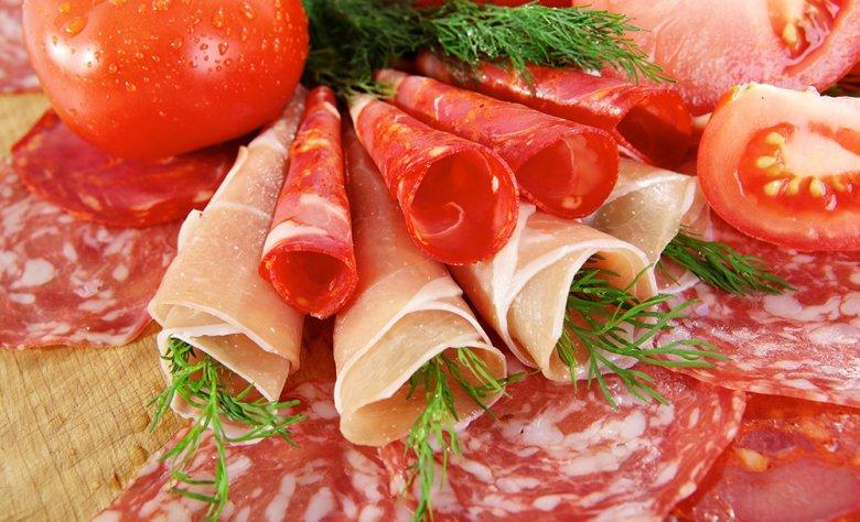 Wurst und Fleischwaren sollen laut Empfehlungen der Hayschen Trennkost selten verzehrt werden.