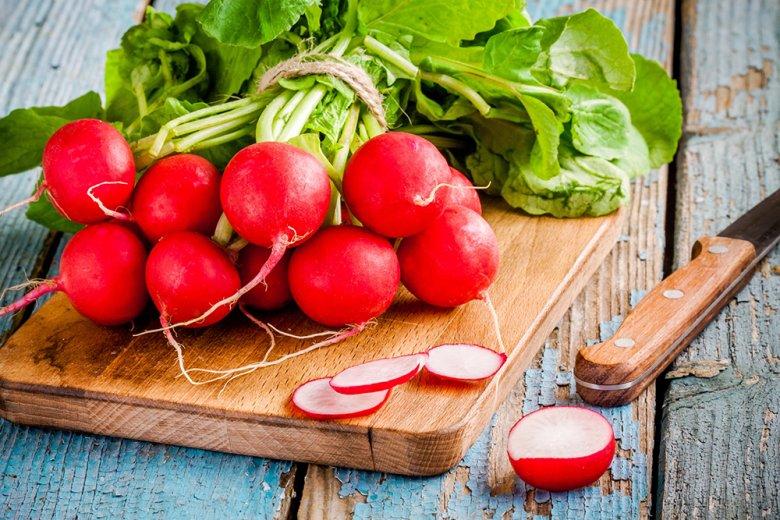 Regionale und saisonale Produkte sollte bei der Vollwert-Ernährung im Einkaufskorb landen.