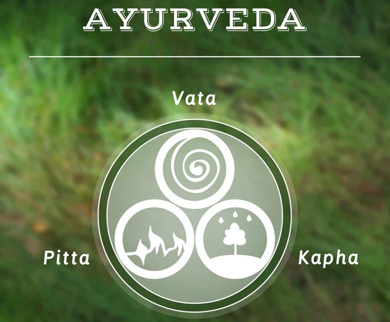 Im Ayurverda wird zwischen drei unterschiedlichen Lebensenergien, dem Vata, Pitta und Kapha, unterschieden.