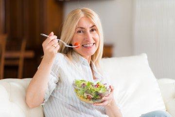 Ernährung in den Wechseljahren
