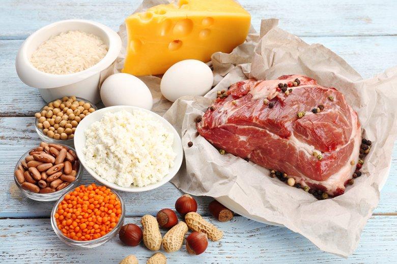 Eiweiß spielt in unserer Ernährung eine wichtige Rolle.