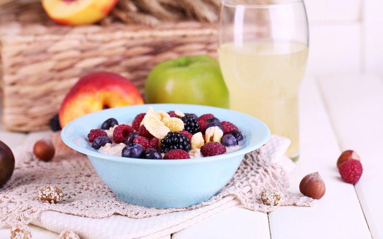Ballaststoffe sind in den meisten pflanzlichen Lebensmitteln enthalten.