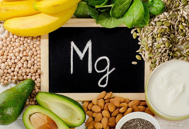 Magnesium ist unter anderem für einen gesunden Knochenaufbau wichtig.