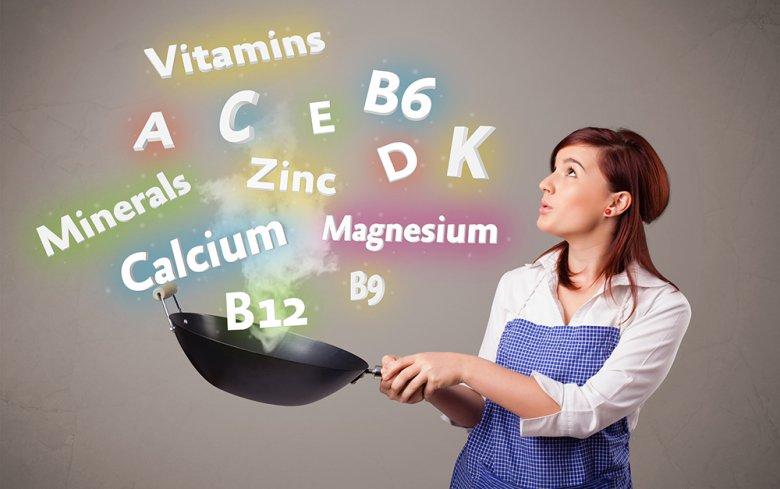 Mineralstoffe sind, so wie auch Vitamine, wichtig für viele Körperfunktionen.