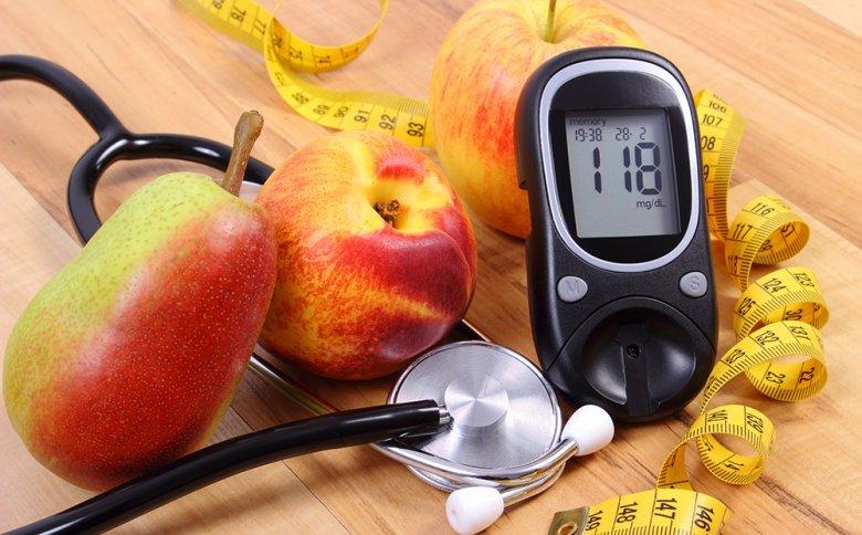 Bei einer Diabetes-Erkrankung ist eine gesunde und ausgewogene Ernährung wichtig.