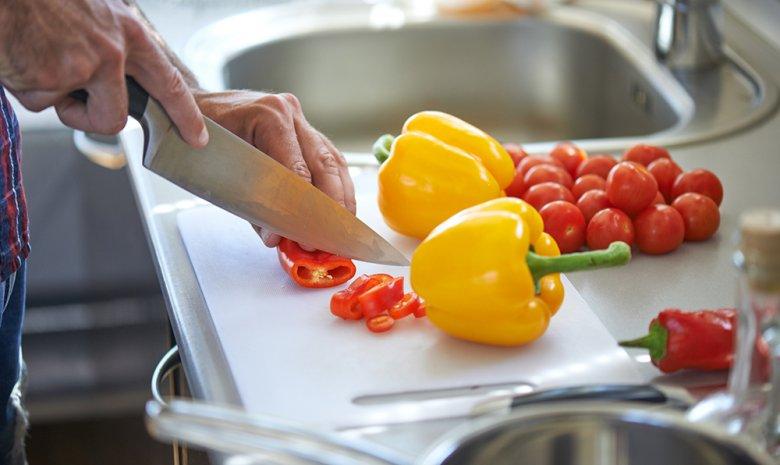 Vorwiegend gesunde Lebensmittel sollten bei einer Diabetes-Erkrankung konsumiert werden.