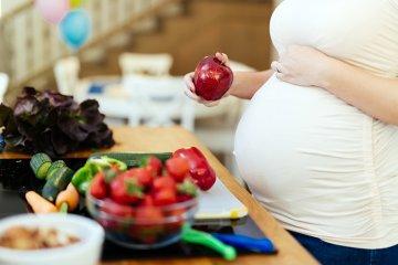 Die richtige Ernährung bei Schwangerschaftsdiabetes