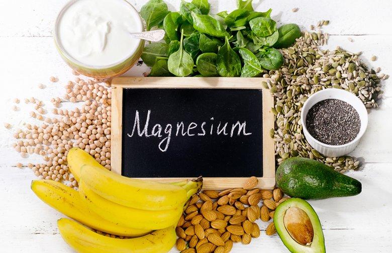 Durch eine magnesiumreiche Ernährung können Harn- und Nierensteine vorgebeugt werden.