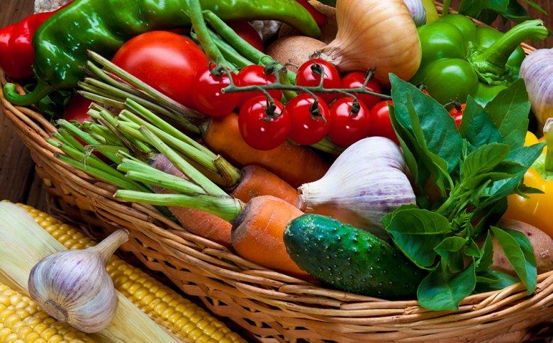 Frisches Gemüse ist reich an gesunden Inhaltsstoffen.