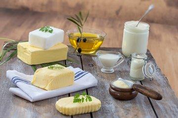 Ernährungsmythos: Fett macht fett