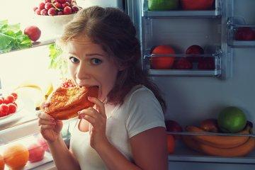 Ernährungsmythos: Spätes Essen am Abend macht dick