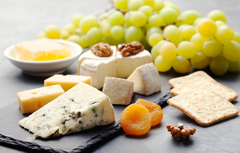 Eine Käseplatte stellt für viele den gelungenen Abschluss eines Menüs dar.