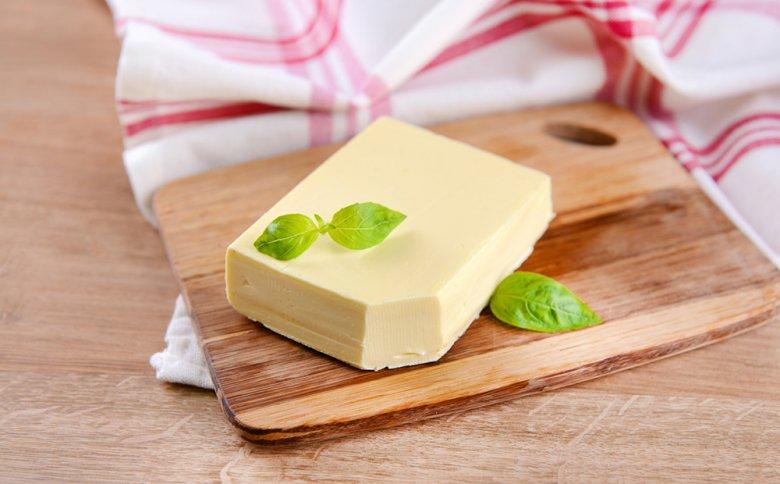 Butter ist als Dickmacher verpönt.