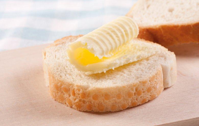 Viele Leute fragen sich, ob Margarine die bessere Alternative zu Butter ist.