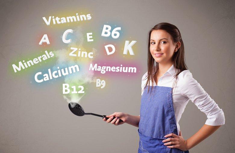 Mineralstoffe sind, so wie auch Vitamine, für unseren Körper lebensnotwendig.