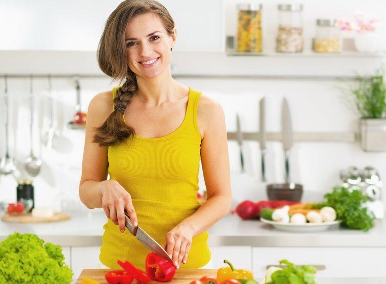 Eine gesunde Ernährung trägt wesentlich zum Wohlbefinden bei.