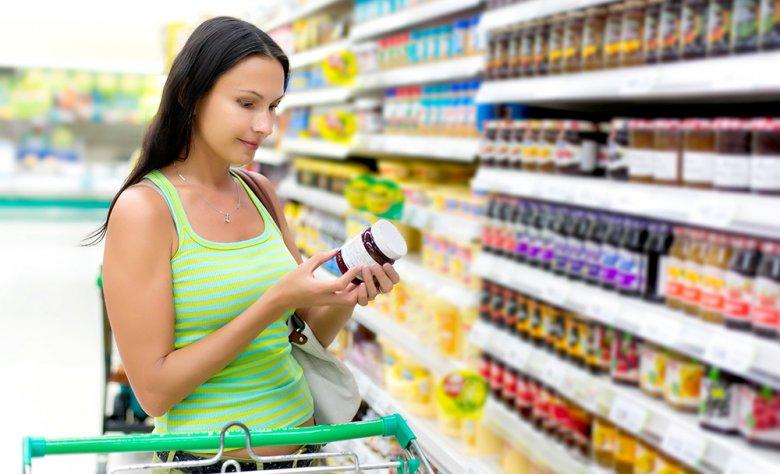 Die Lebensmittelkennzeichnung dient dem Schutz der Konsumenten.