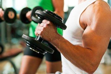 Die richtige Ernährung für den Muskelaufbau