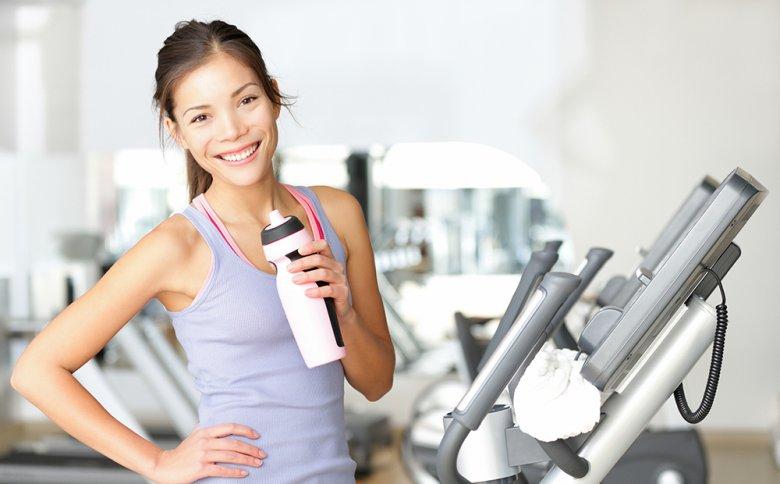 Ein wichtiger Grundsatz beim Training ist, dass auf eine ausreichende Flüssigkeitszufuhr geachtet wird.