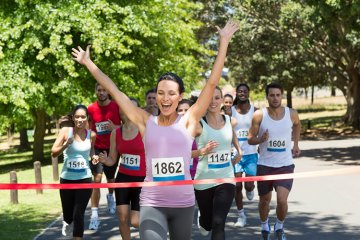 Ernährung beim Marathon