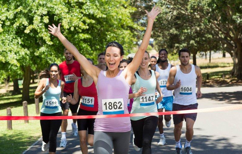 Die richtige Ernährung beim Marathon kann wesentlichen Einfluss auf den Erfolg haben.