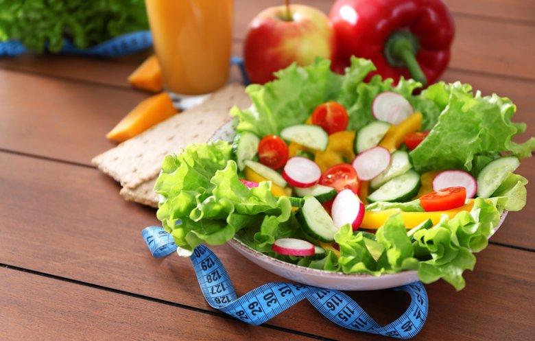Sportler sollten auf eine ausgewogene Ernährung achten.