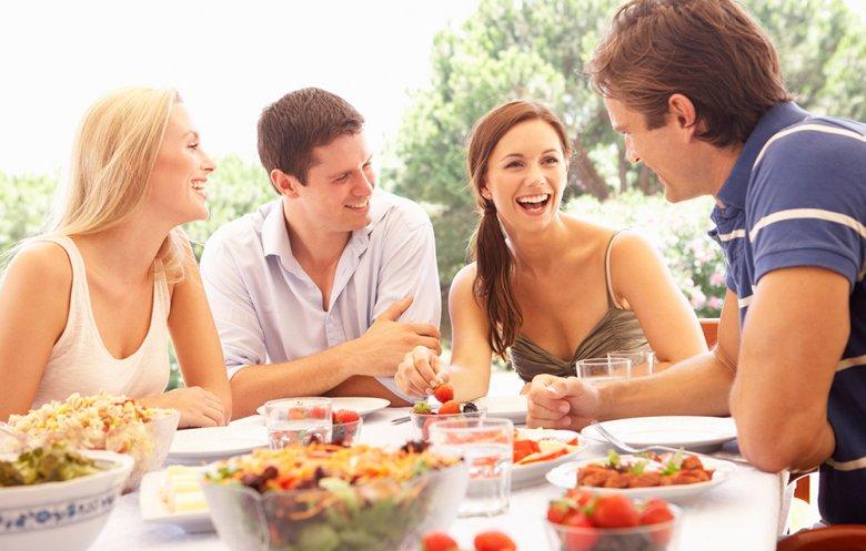 Ein Brunch ist eine tolle Möglichkeit, um mit Freunden oder Familie gemeinsam zu genießen.