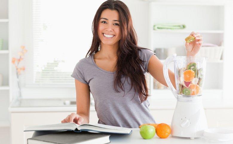 Zahlreiche Gerichte können mithilfe eines Standmixers zubereitet werden.