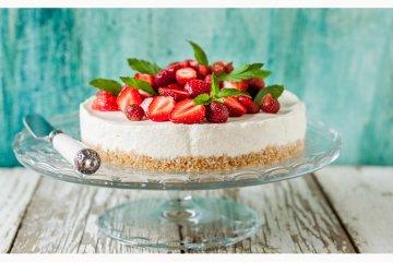Einfacher Cheesecake