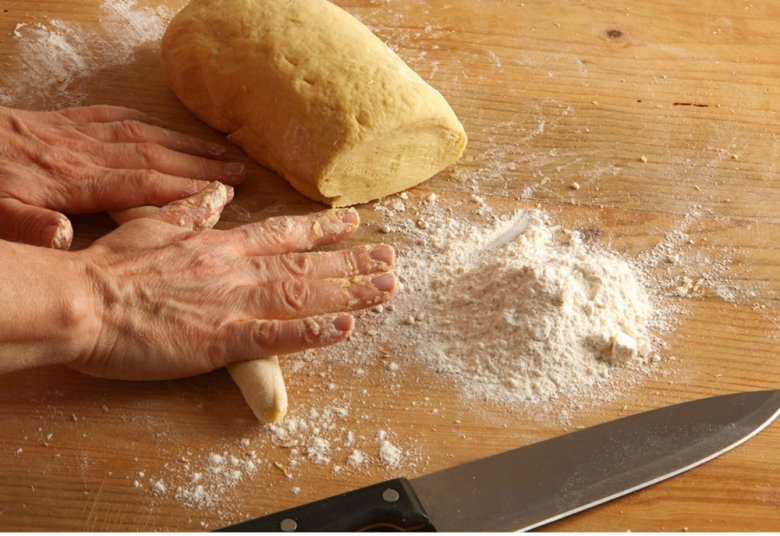 Grundrezept Gnocchi-Teig
