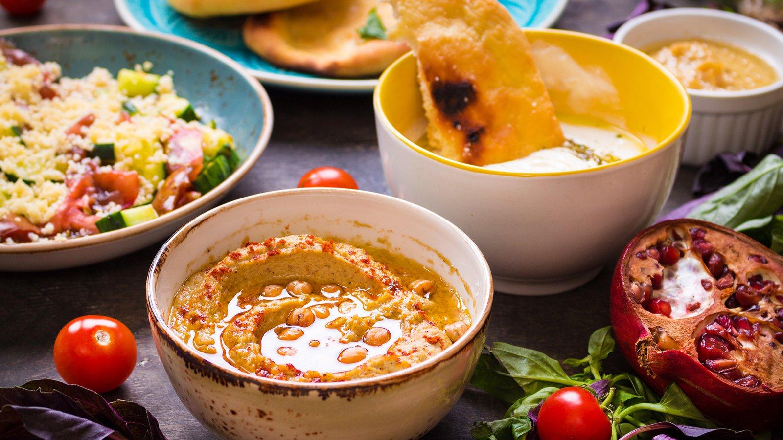 Levante Küche: Der neue Food-Trend kommt aus Nahost  GuteKueche.de