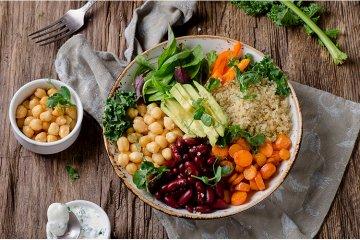 Food Bowls: Der Trend aus der Schale
