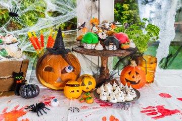 Gruselig-köstliche Snack-Ideen für die Halloween-Party