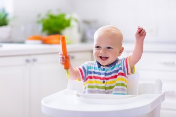 Baby Ernährung: 10.-12. Lebensmonat