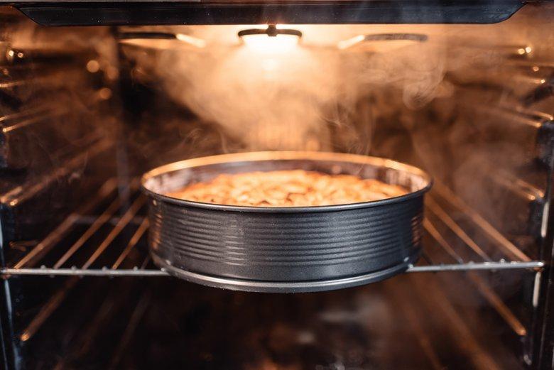 Vor allem beim Backen weiß man oft nicht ob der Kuchen auch innen bereits fertig gebacken ist.
