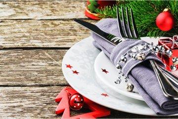 Weihnachtsmenü vegan