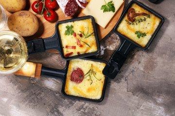 Tipps für den perfekten Raclette-Abend