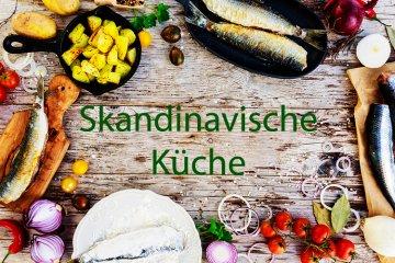 Skandinavische Küche - Essen im hohen Norden