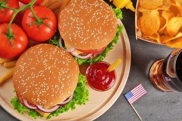Die vielfältige Küche der USA