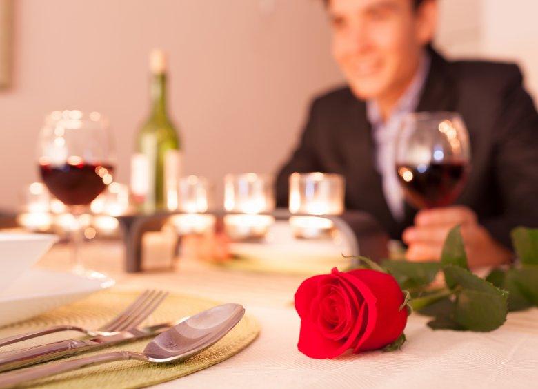 Köstlich und verführerisch bietet sich dieses Valentinstagsmenü an.