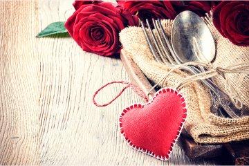 Valentinstagsmenü klassisch