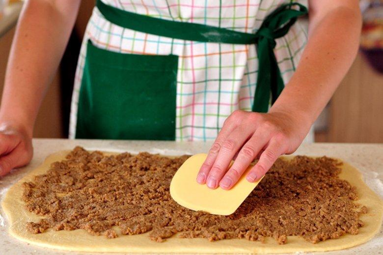 Walnuss-Potica - Slowenischer Nusskuchen