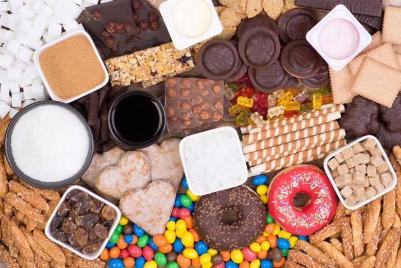 Zu viel Zucker kann für den Körper schädlich sein.