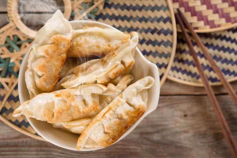Jiaozi zählen zu den bekanntesten Gerichten der chinesischen Küche.