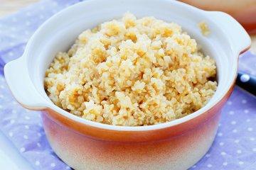 Wie kocht man Quinoa?