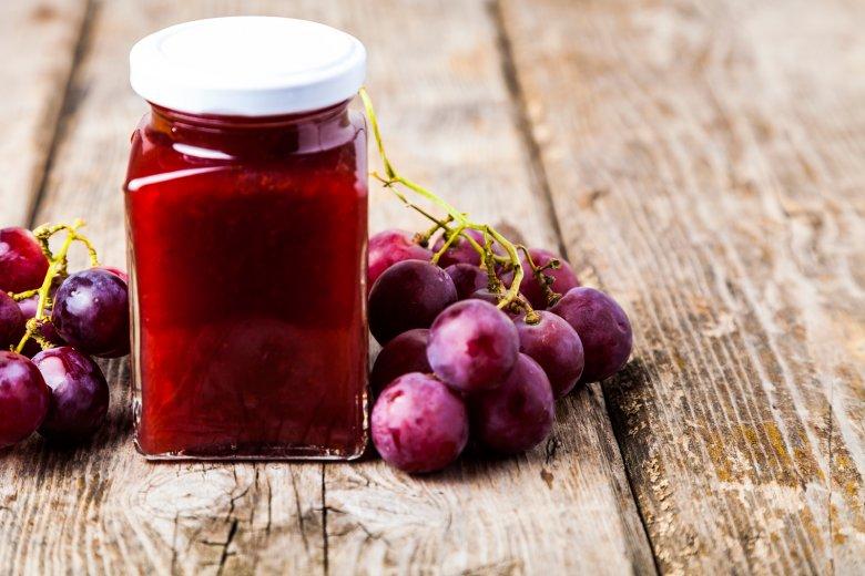 Gut verschlossen ist die Marmelade über einen längeren Zeitraum haltbar.