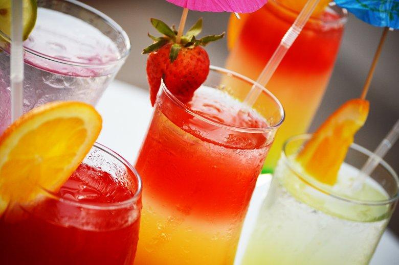 Alkoholfreie Mocktails werden immer beliebter.