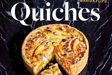Quiches - Neue Rezepte aus Frankreich